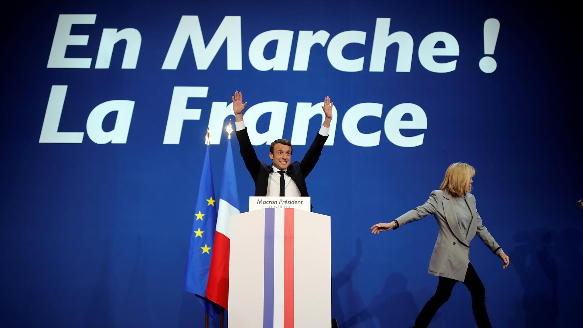 <p>Фото &copy; REUTERS/Philippe Wojazer</p>