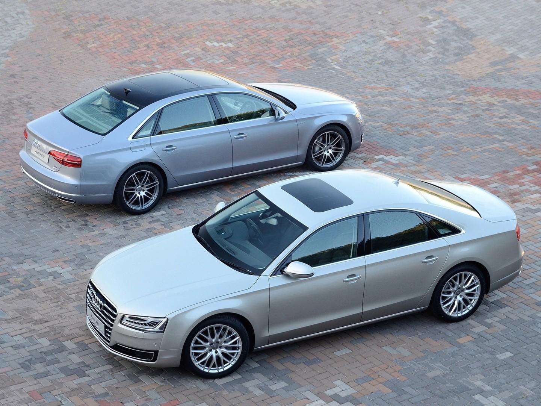 <p><span>Audi A8. Фото: &copy; Audi</span></p>