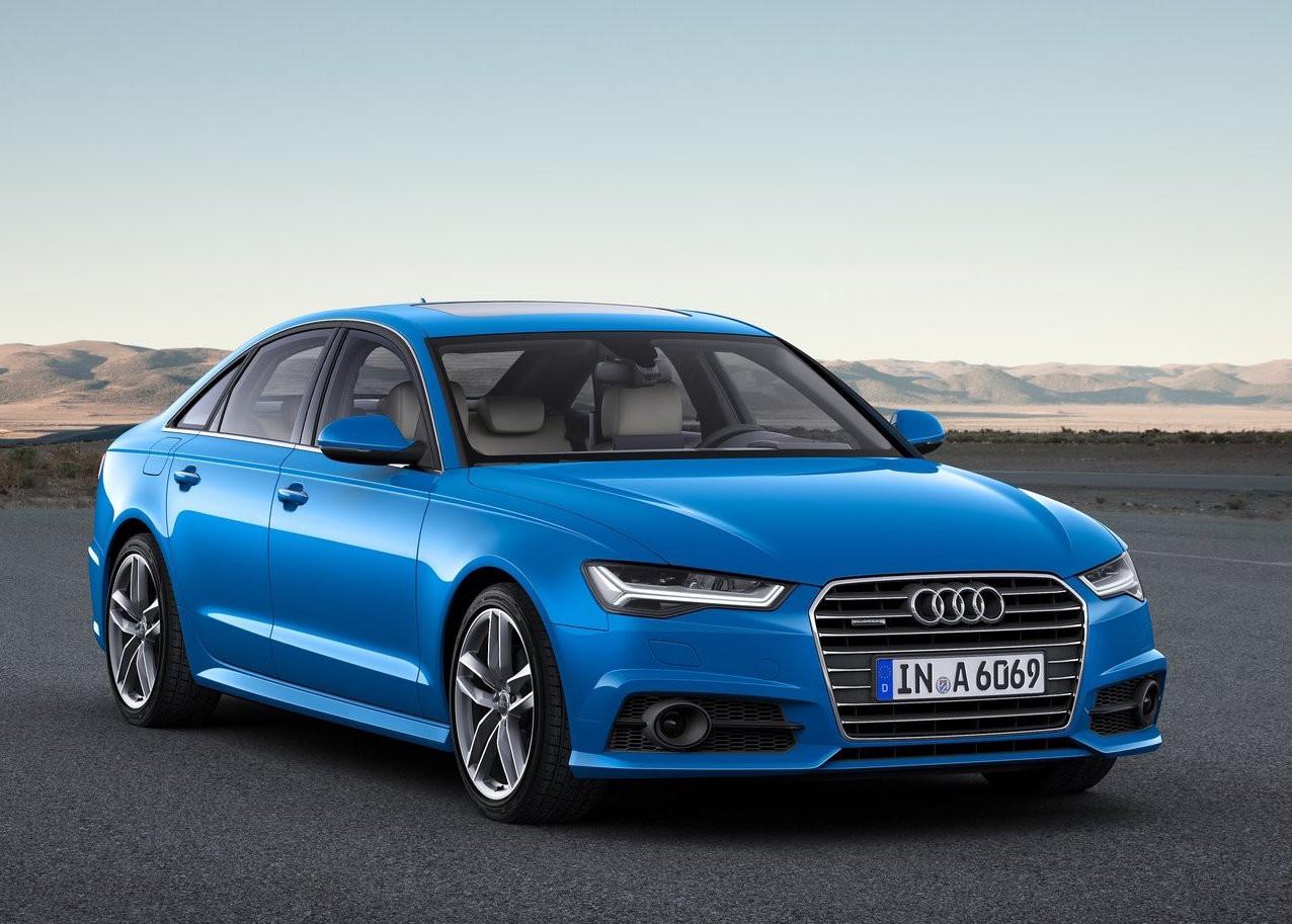 <p>Audi A6. Фото: &copy; Audi</p>