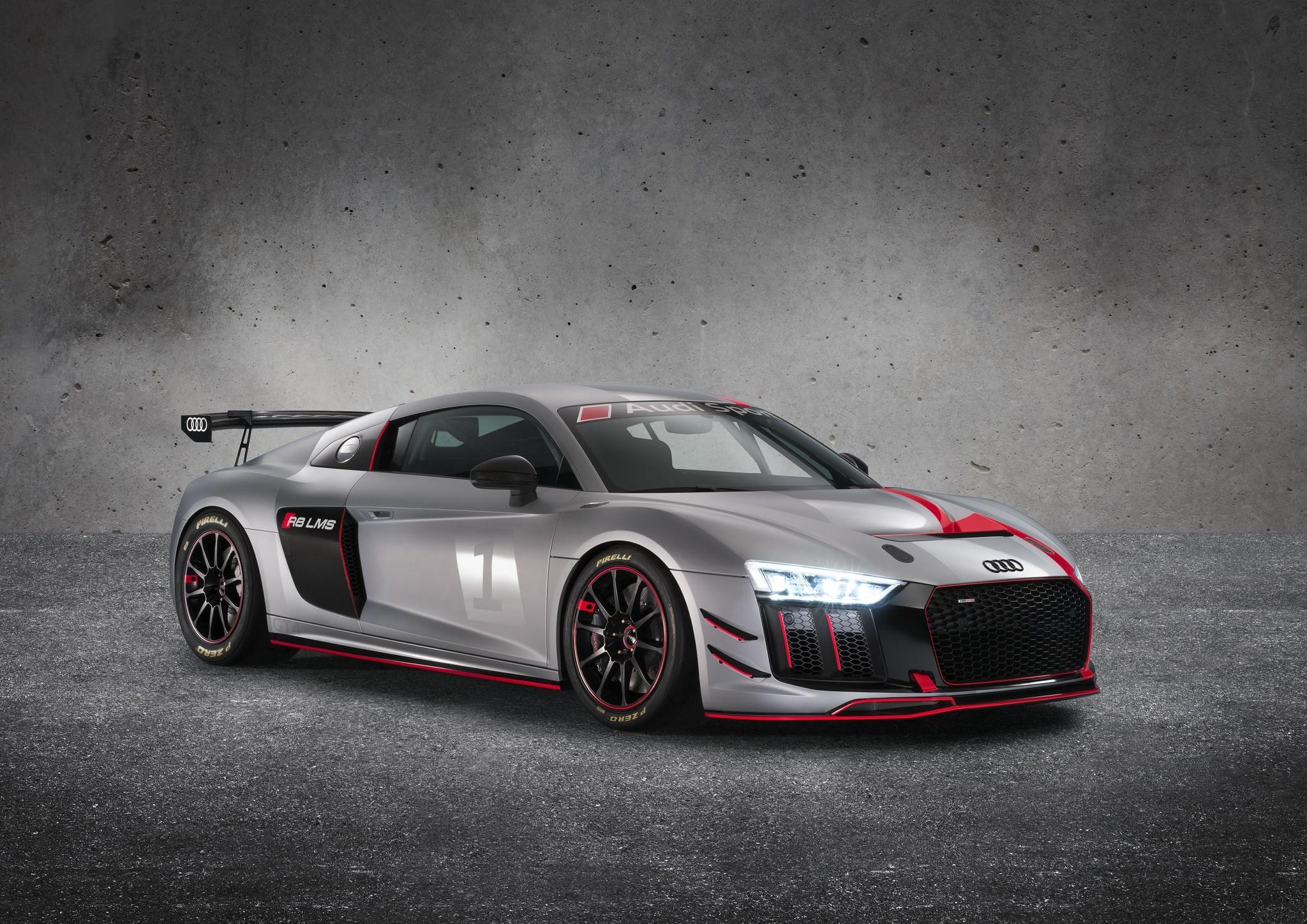 <p><span>Audi R8 LMS GT4. Фото: &copy; Audi</span></p>