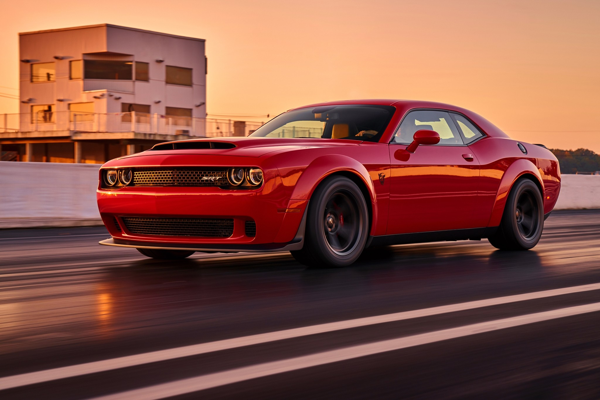 <p><span>Dodge Challenger SRT Demon. Фото: &copy; Dodge</span></p>