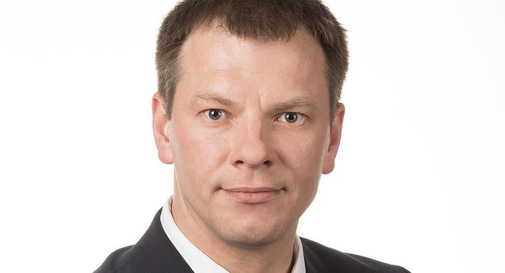 "<p>Министр финансов Литвы Вилюс Шапока.</p> <p>Фото: &copy;&nbsp;<a href=""https://finmin.lrv.lt/lt/vilius-sapoka"" target=""_blank"">Lietuvos Respublikos Vyriausybė</a></p>"