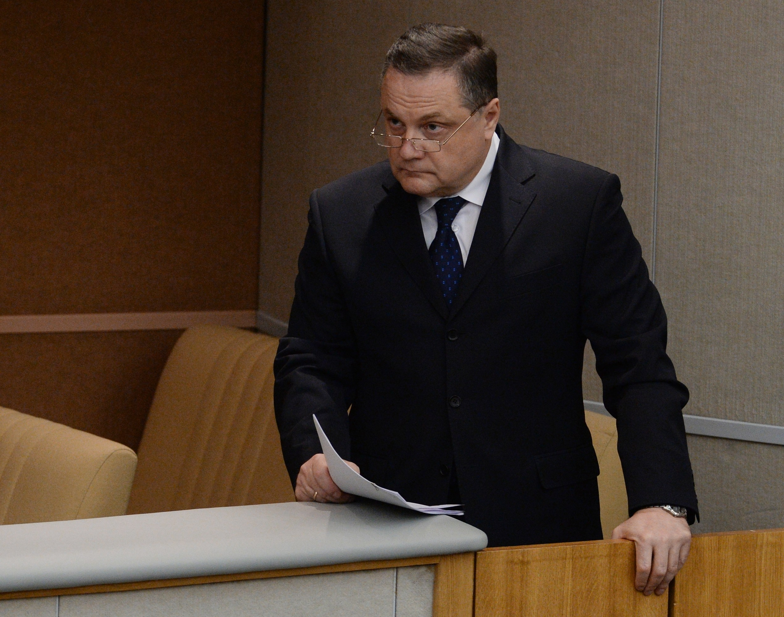 <p>Владимир Артамонов.&nbsp;Фото: &copy;РИА Новости/Владимир Федоренко</p>