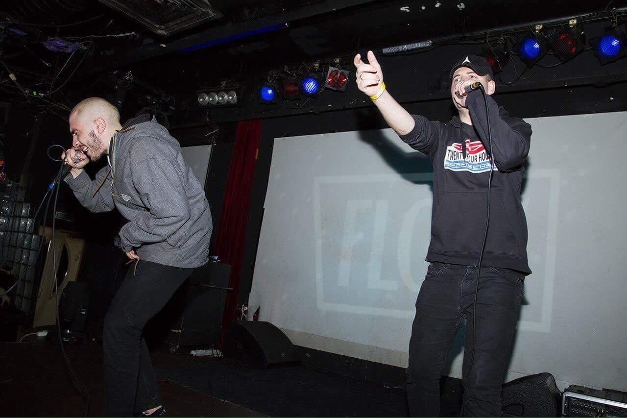 <p>Хаски (слева) и Рич (справа) / Фото: соцсети</p>
