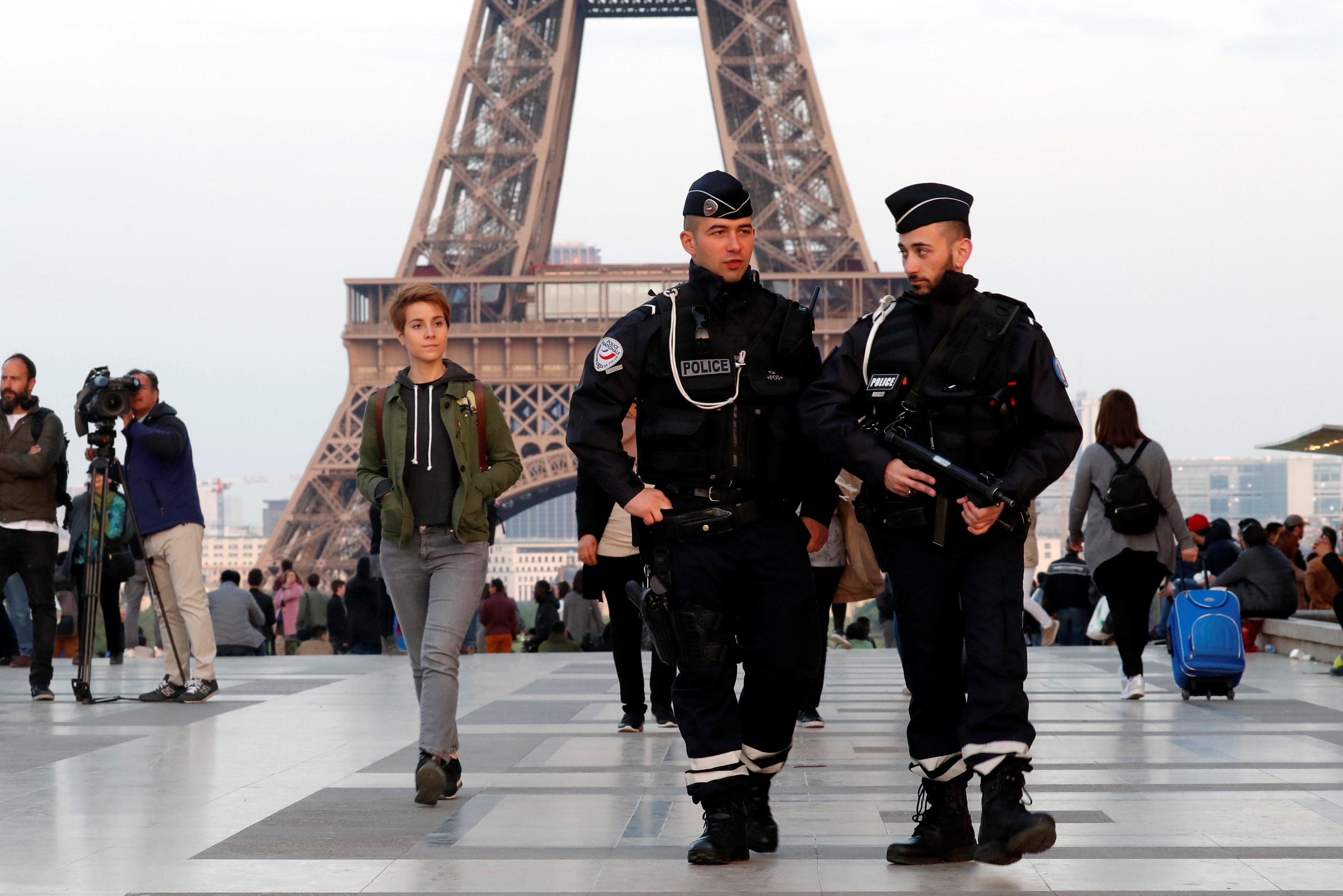 <p><span>Фото: &copy; REUTERS/Charles Platiau</span></p>