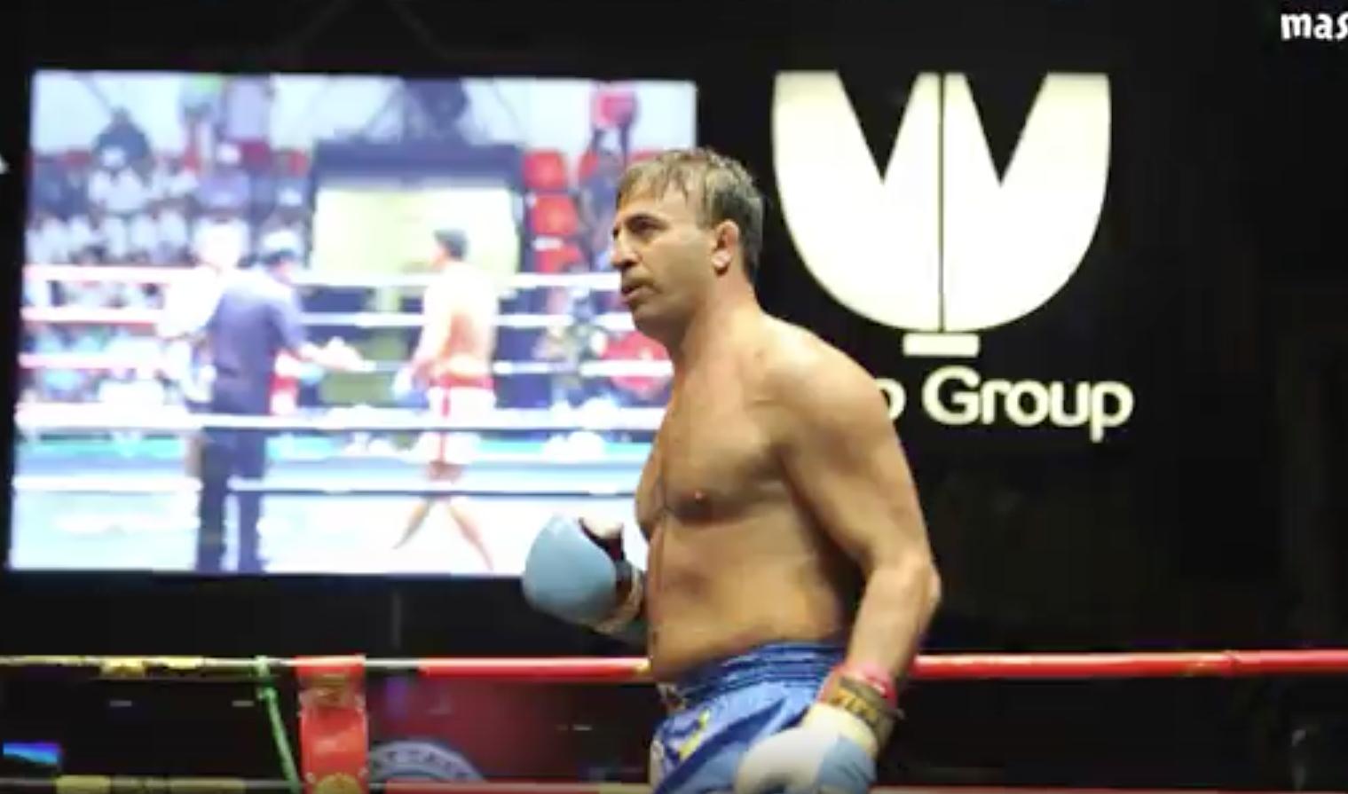 <p>Двухкратный чемпиона мира по ММА Салахатдин Аюпов / Фото: скриншот с youtube</p>