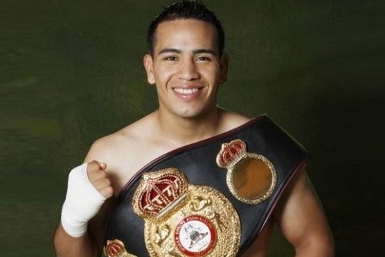 <p>Боксёр Давид Санчес. Фото: Twitter/@HermosilloGob</p>