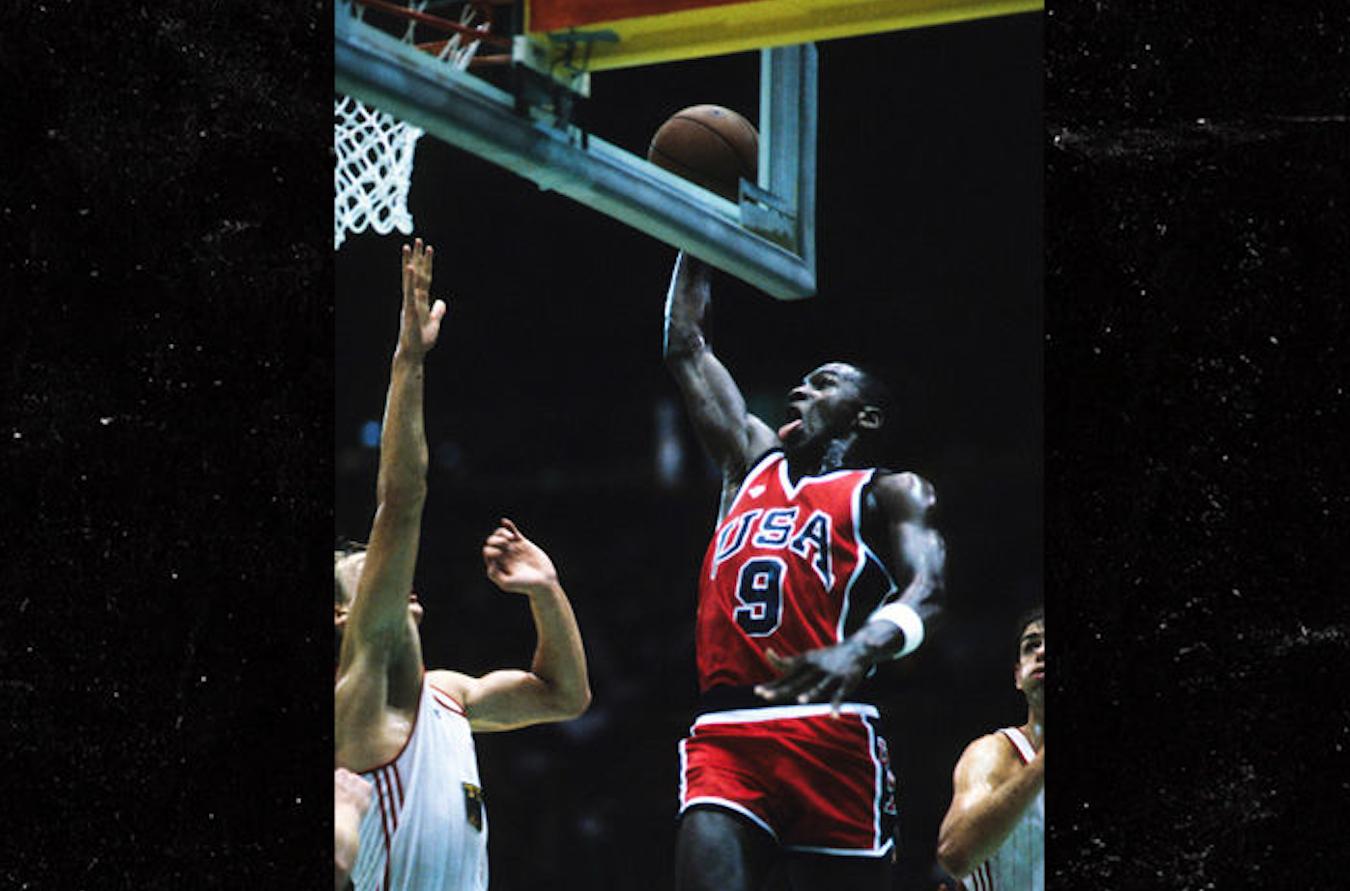 <p>Американский баскетболист Майкл Джордан. Фото: TMZ</p>