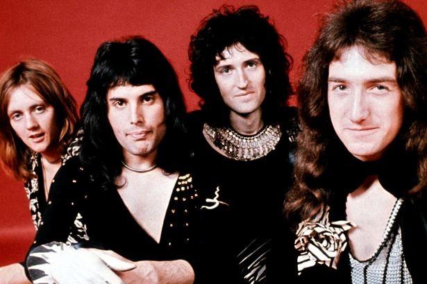 Группа Queen. Фото: The Mirror