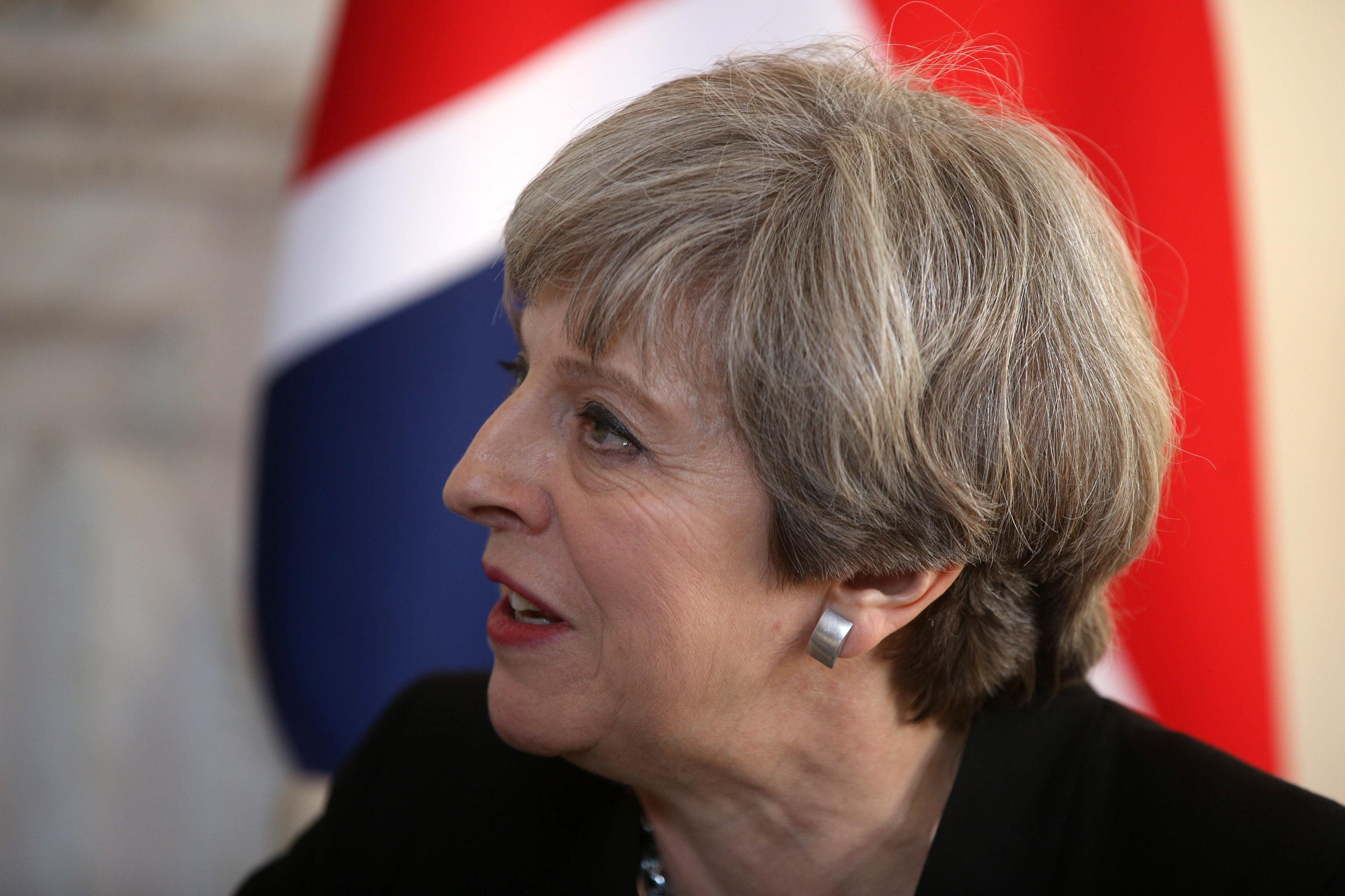 <p>Премьер-министр Великобритании Тереза Мэй. Фото:<span>&copy; РИА Новости/ Михаил Палинчак</span></p>