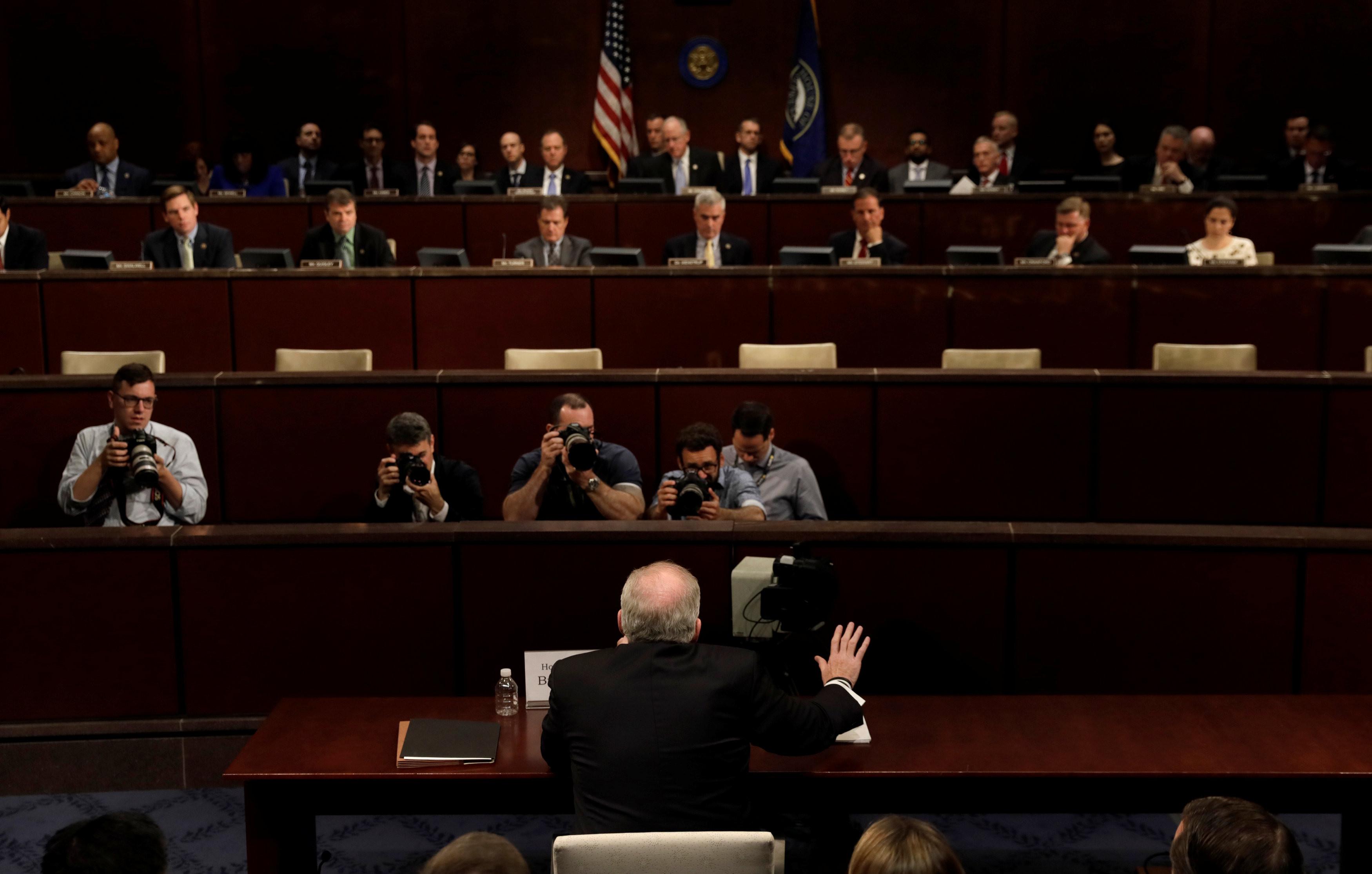 <p>Конгресс США. Фото: &copy; REUTERS/Kevin Lamarque</p>