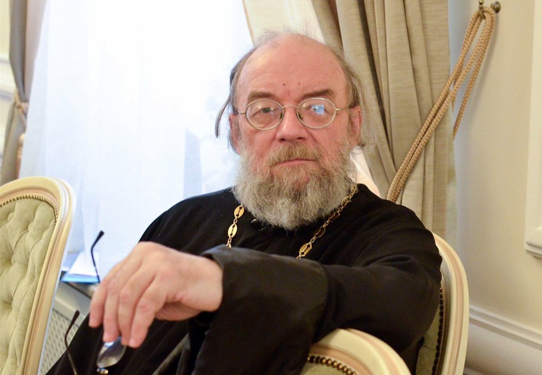 <p>Протоиерей Павел Хондзинский. Фото: Wikipedia</p>