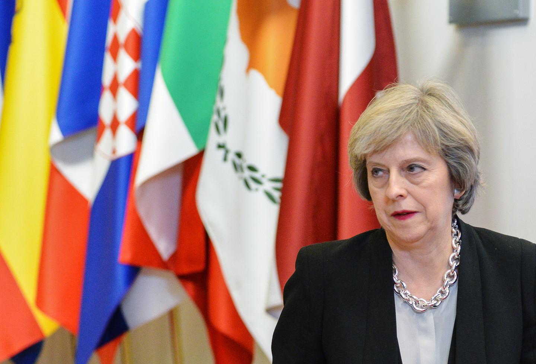 <p><span>Премьер-министр Великобритании Тереза Мэй. Фото: &copy;РИА Новости / Алексей Витвицкий</span></p>