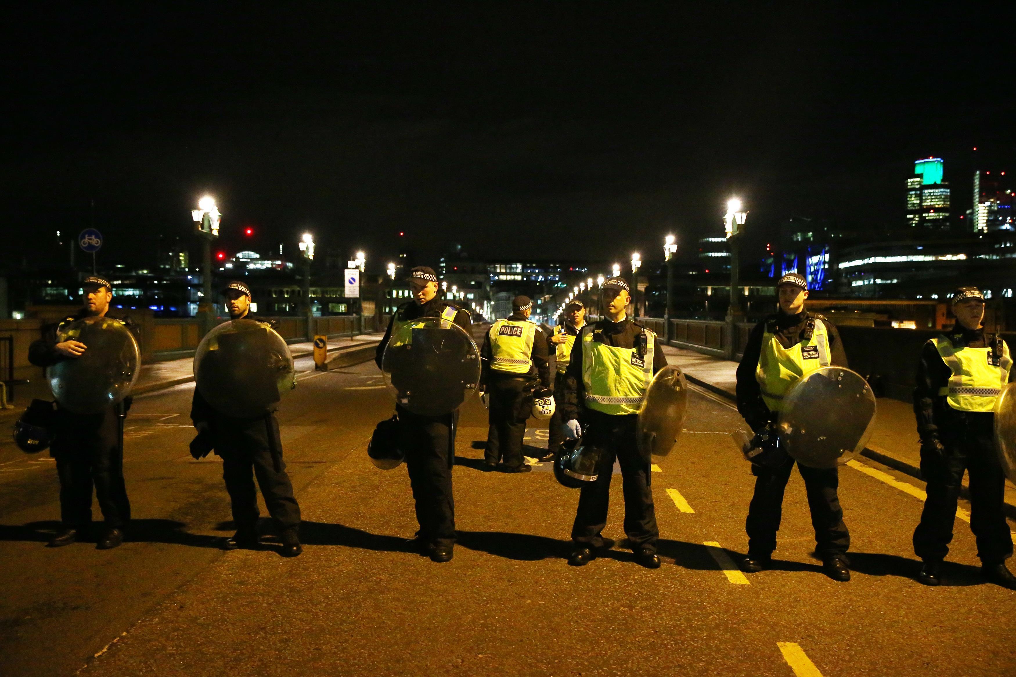 <p><span>Место ЧП в Лондоне. Фото: &copy; REUTERS/Neil Hall</span></p>
