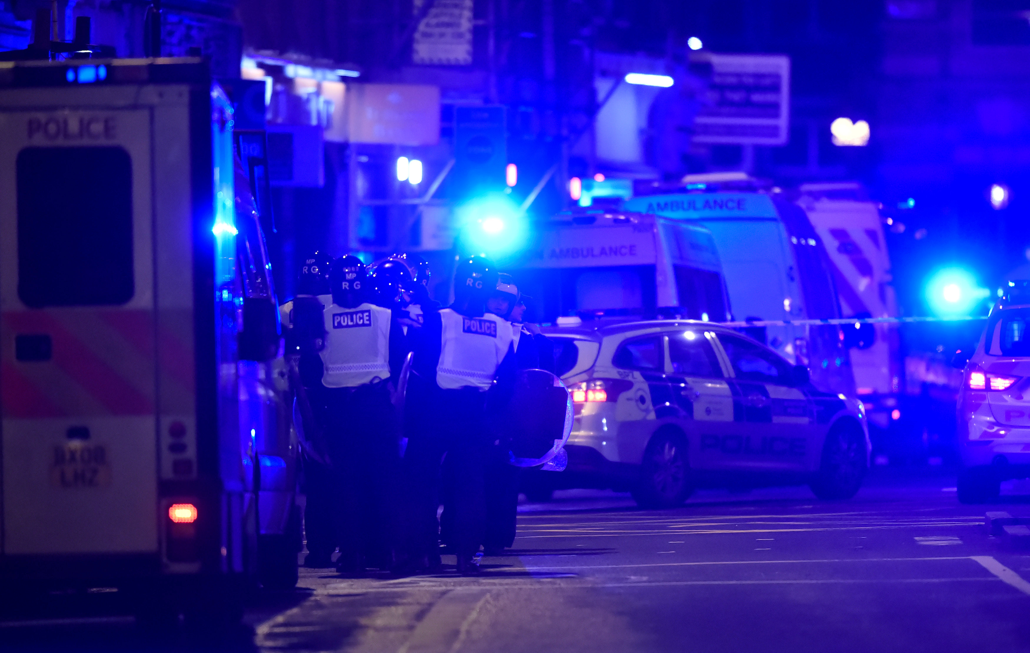 <p>В Лондоне произошла серия атак. Фото: &copy;&nbsp;<span>REUTERS/Hannah McKay</span></p>