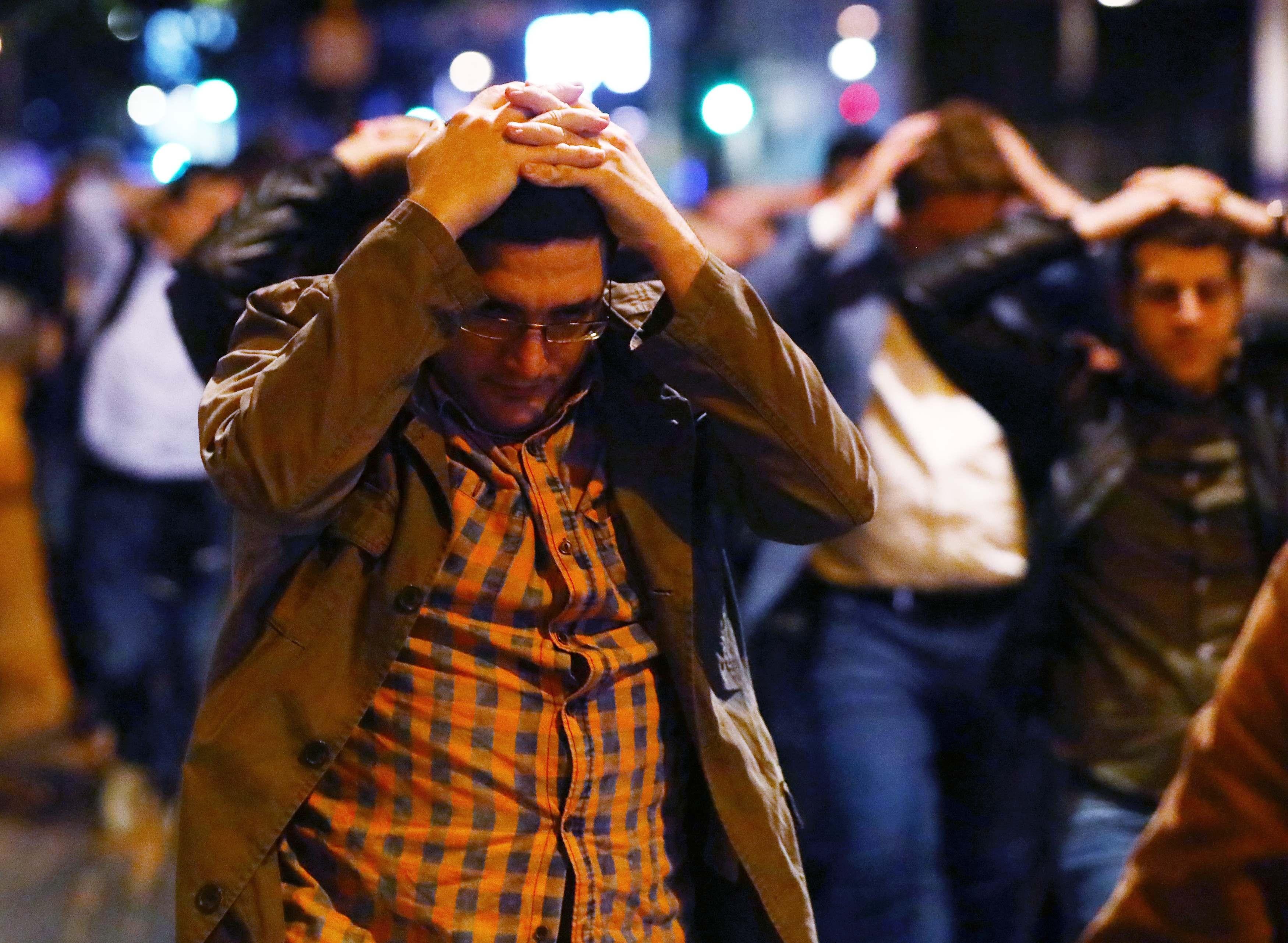 <p>После теракта в Лондоне в ночь с 3 на 4 июня. Фото: <span>&copy;&nbsp;</span>REUTERS/Neil Hall</p>
