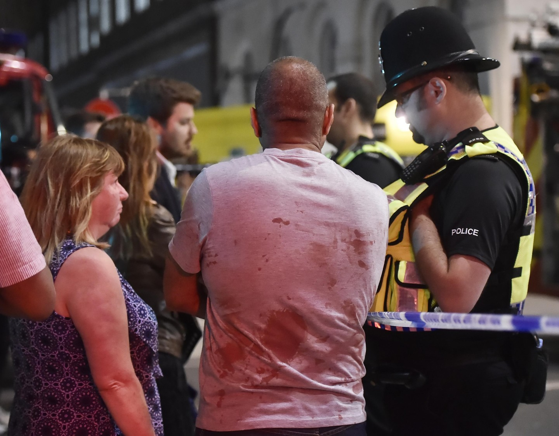 <p><span>Место теракта в Лондоне. Фото: &copy;&nbsp;</span><span>REUTERS/Hannah Mckay</span></p>