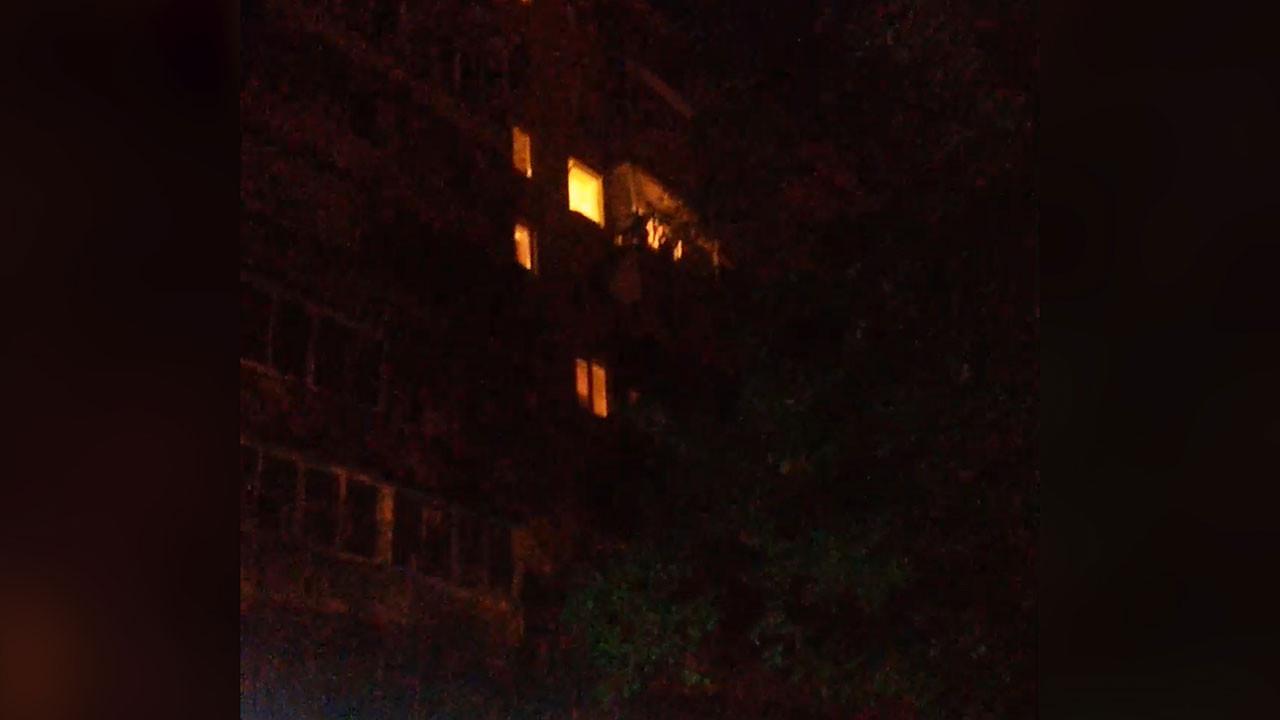<p>Взрыв в квартире в Химках. Фото: &copy; L!FE</p>