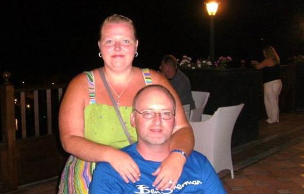 <p><span>Филлип Ноуэлл и его бывшая возлюбленная Чарисс О'Лири. Фото: &copy; Daily Mail</span></p>