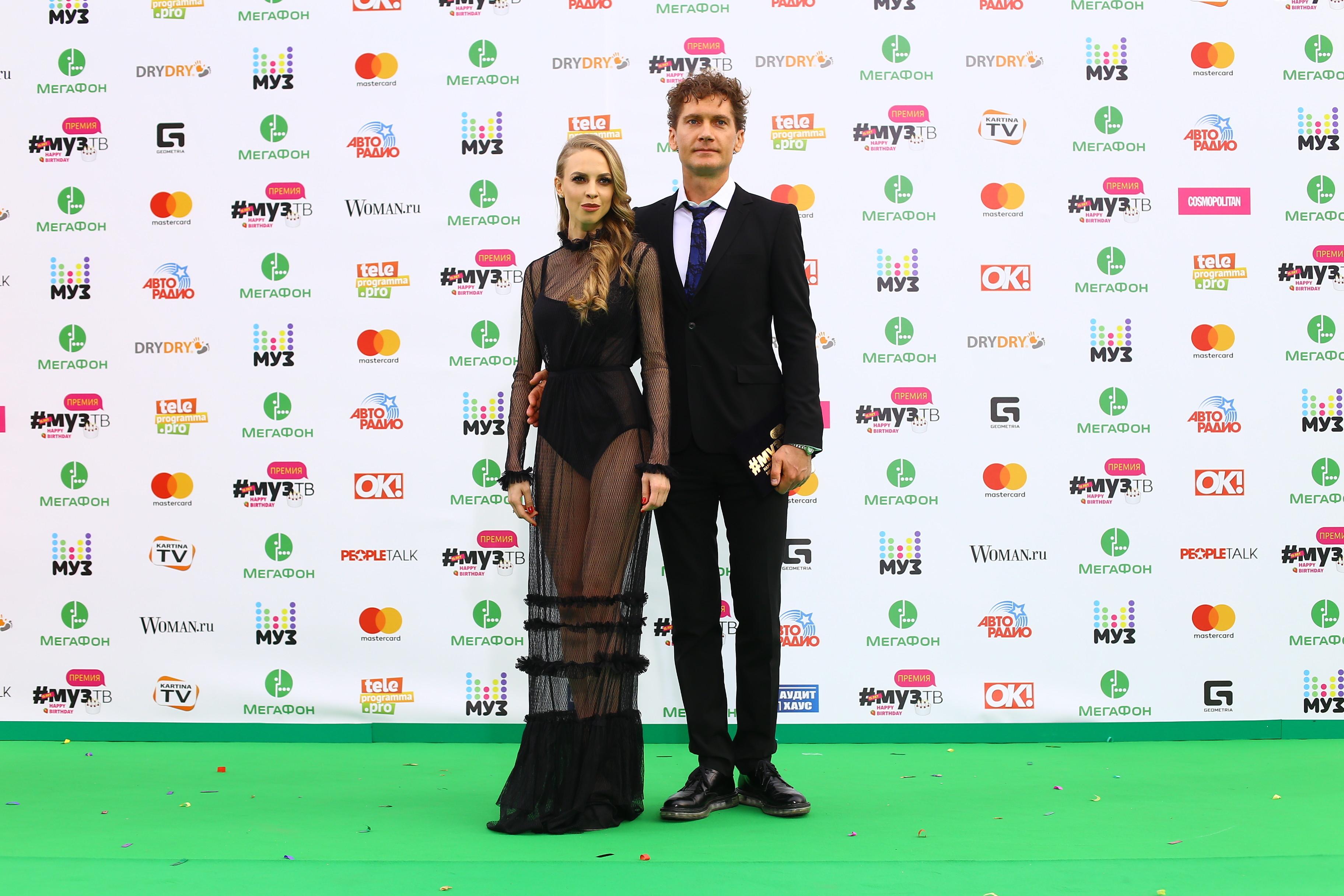 Надежда Сысоева и Илья Бачурин Фото: Пресс-служба Муз-ТВ