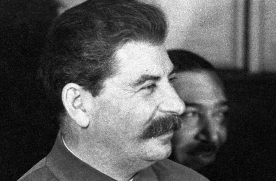 <p>Иосиф Сталин. Фото: &copy; РИА Новости/Георгий Петрусов</p>