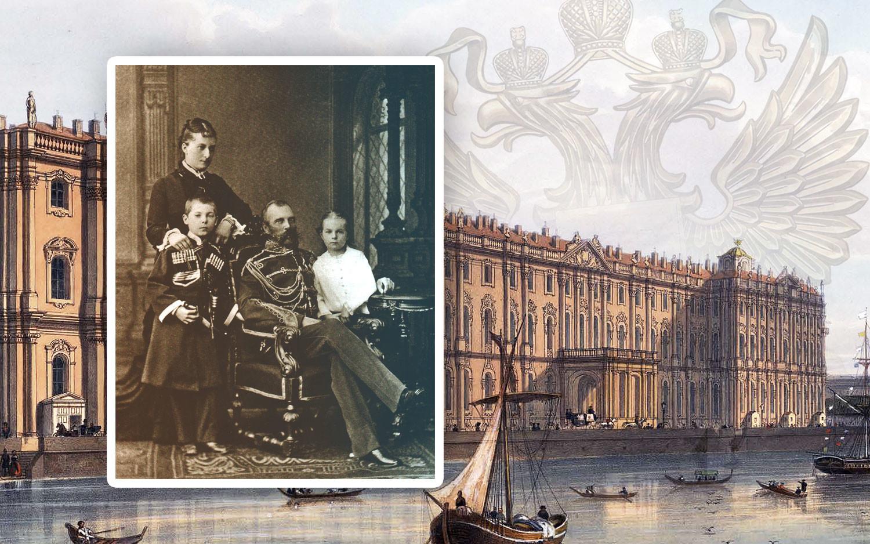 Император Александр II и Екатерина Долгорукая. Фото: © wikimedia.org, wikipedia.org, Public Domain