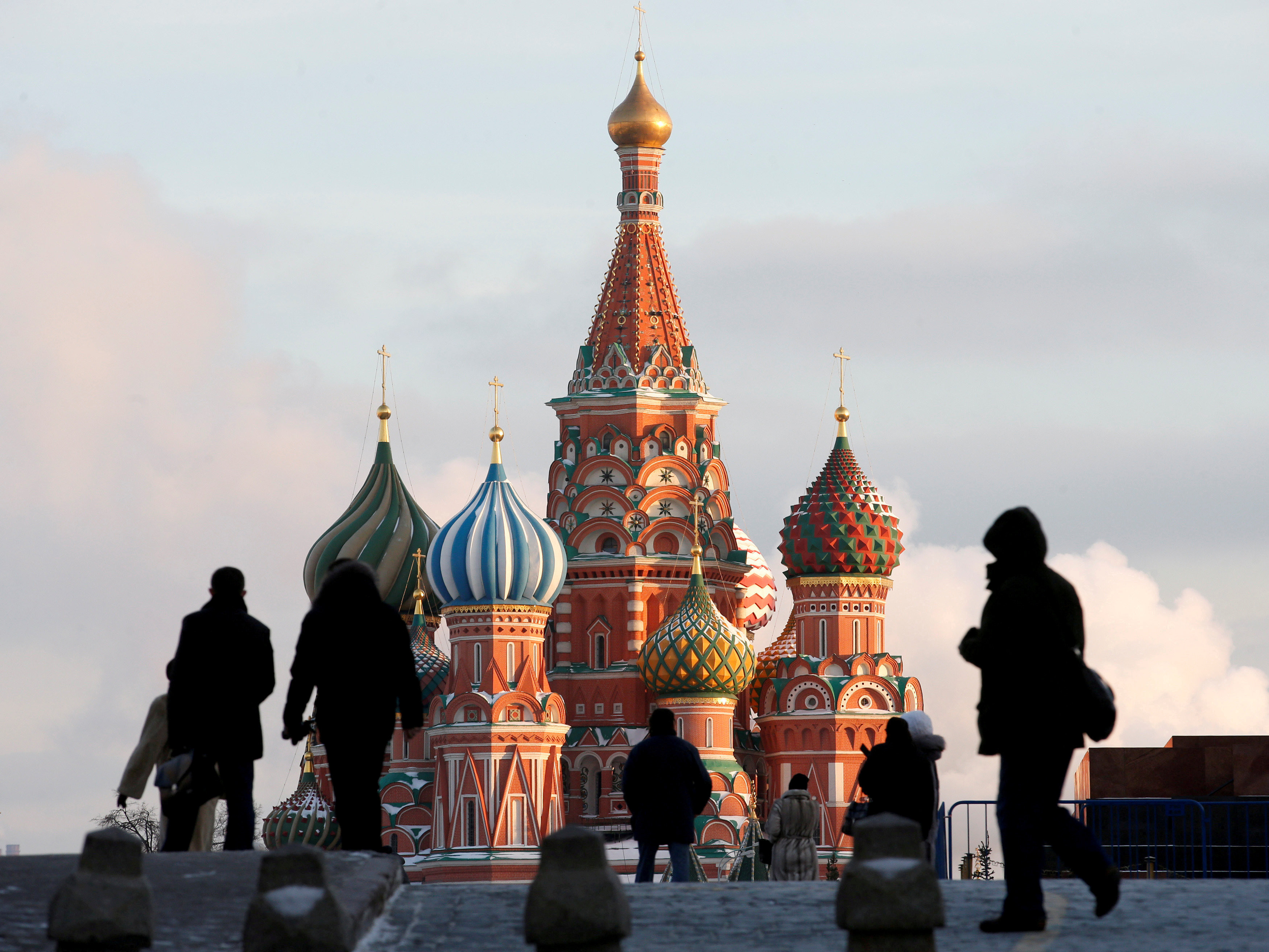 <p>Храм Василия Блаженного. Фото: &copy; REUTERS/Maxim Zmeyev</p>