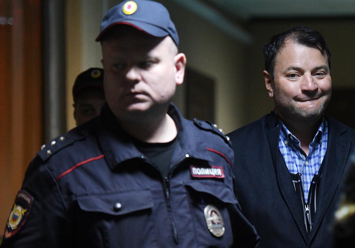 Юрий Итин. Фото © РИА Новости / Владимир Астапкович