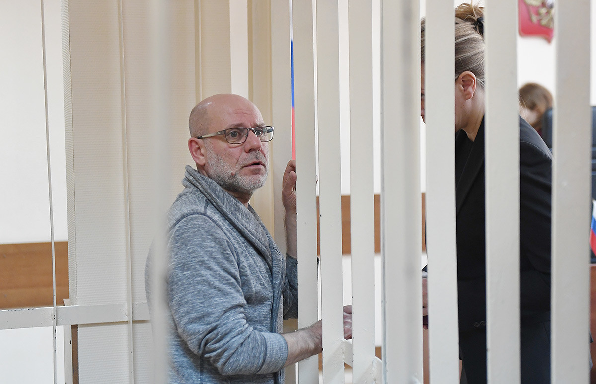 Алексей Малобродский. Фото © РИА Новости / Евгения Новоженина