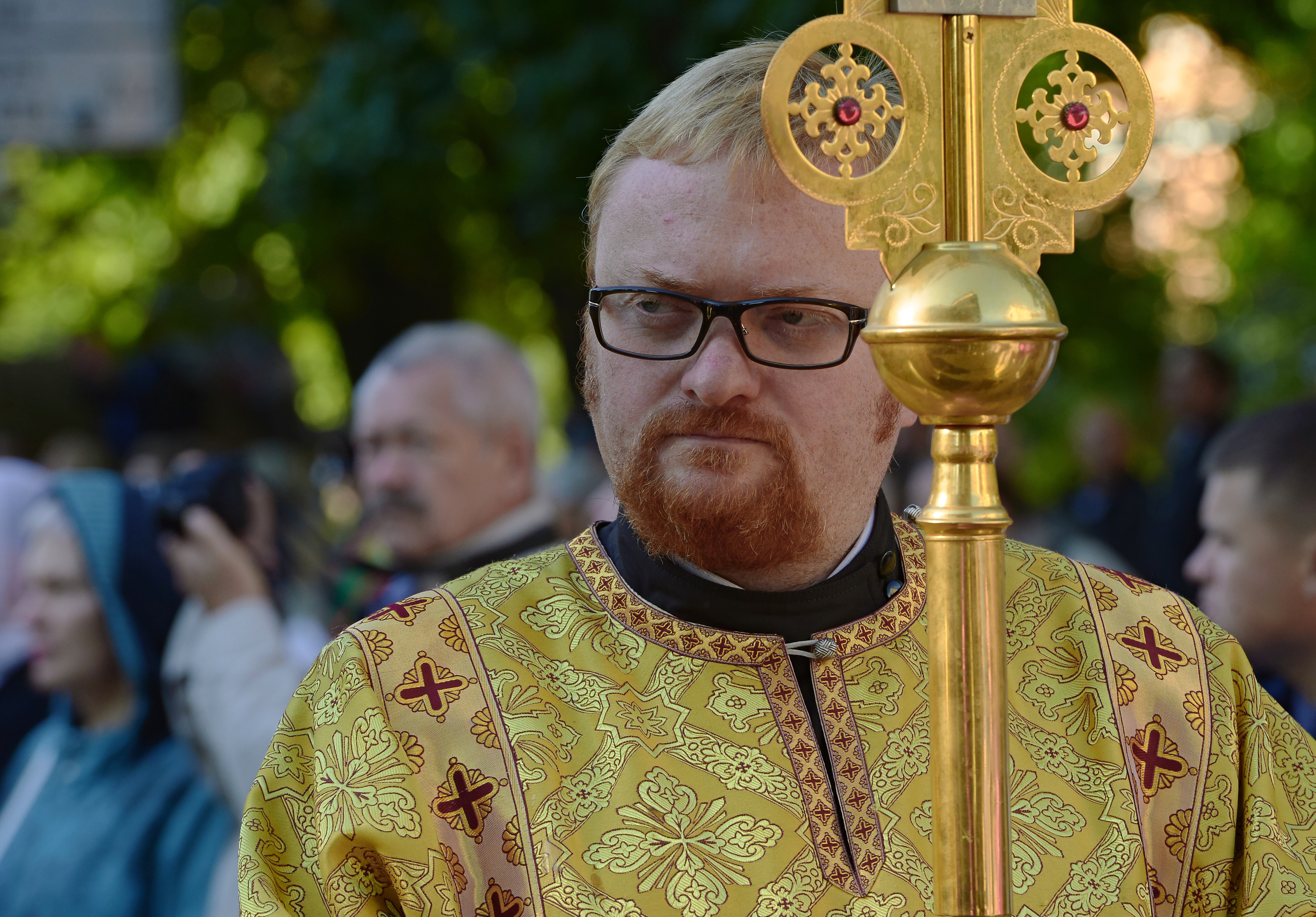 <p>Виталий Милонов. Фото: &copy; РИА Новости/Алексей Даничев</p>