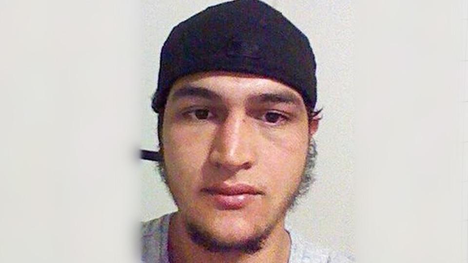 <p>Берлинский террорист Амрис Арми. Фото: соцсети</p>