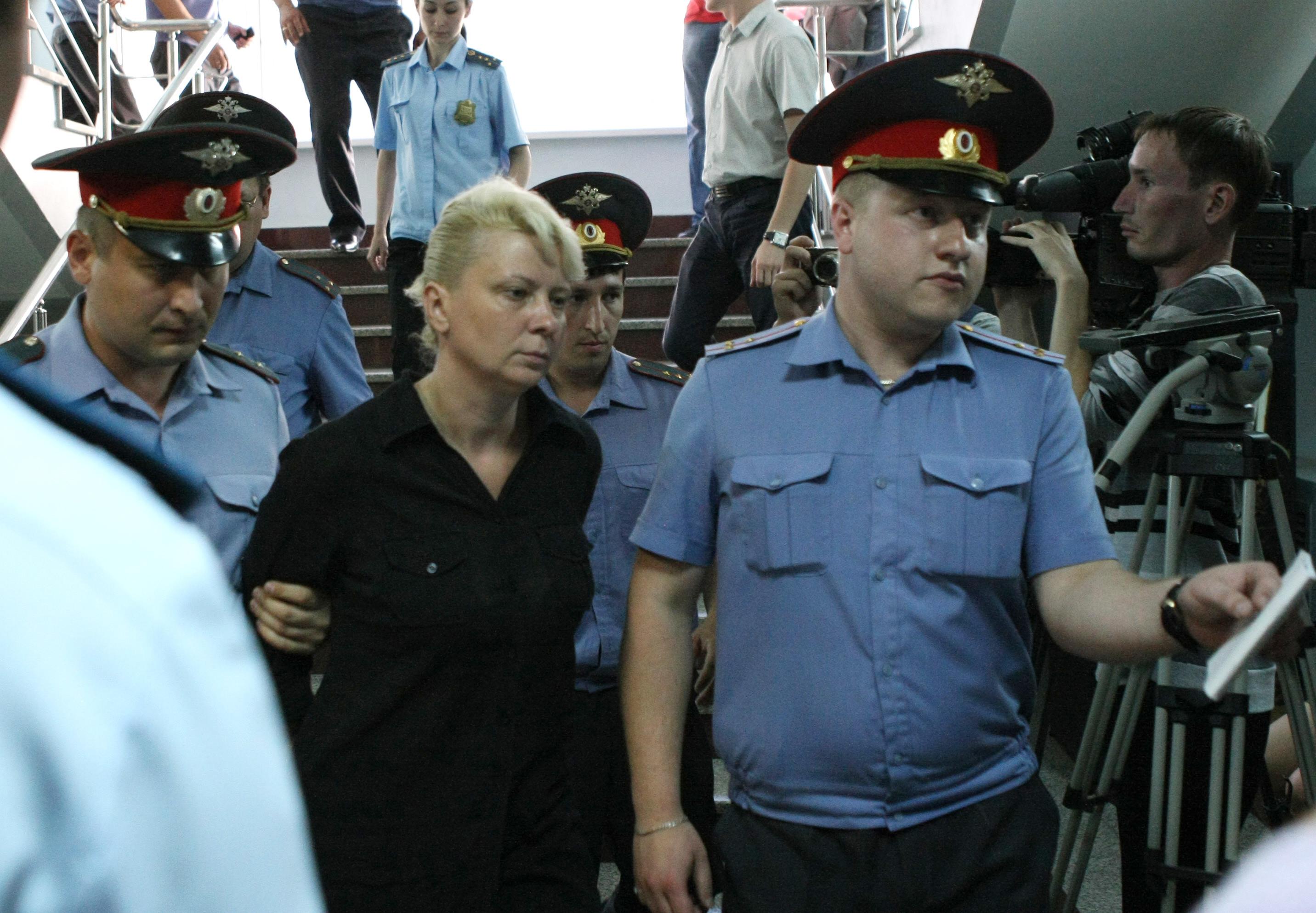 Светлана Инякина. Фото © РИА Новости/Максим Богодвид