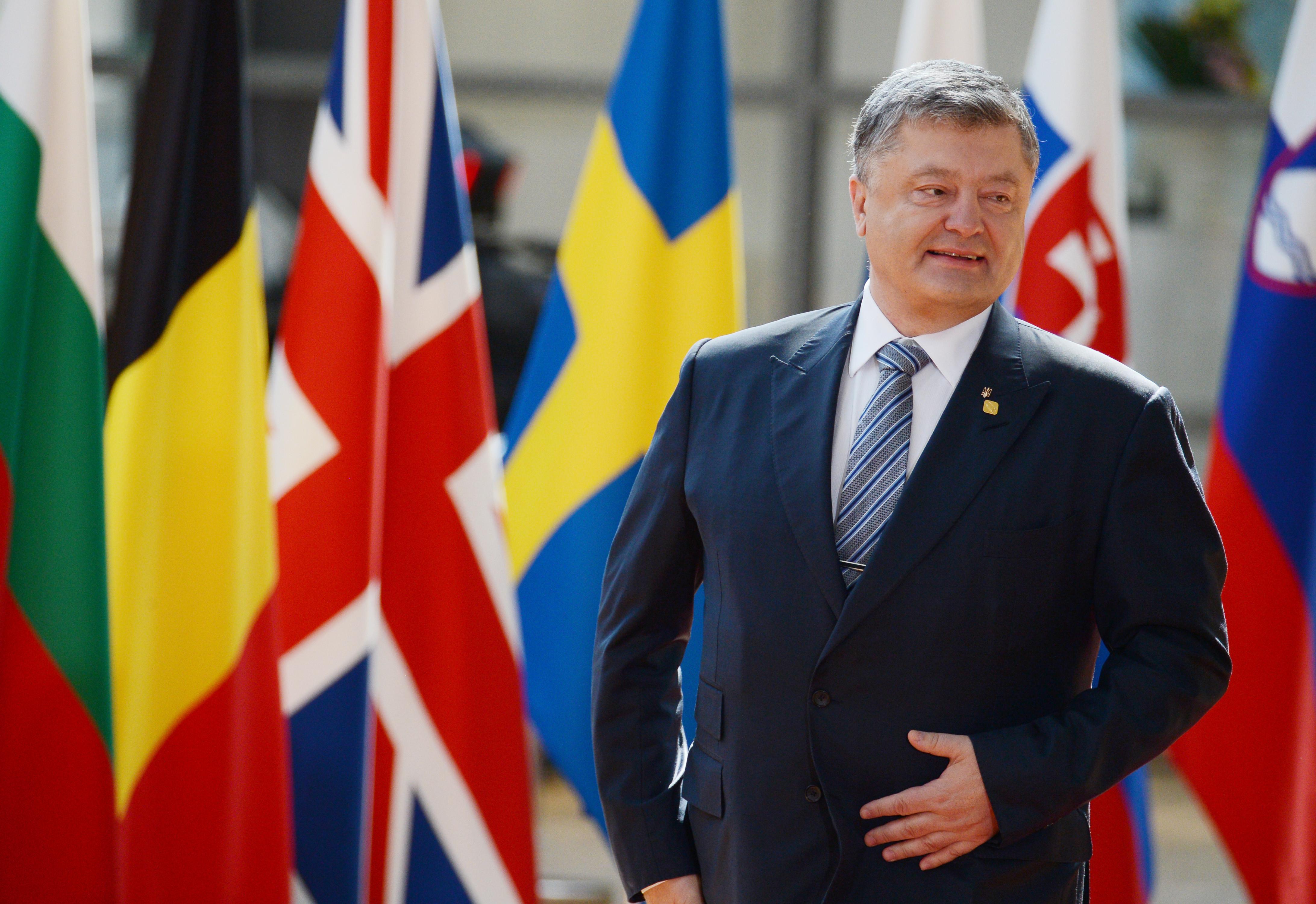 <p>Президент Украины Пётр Порошенко. Фото: &copy;РИА Новости/Алексей Витвицкий</p>