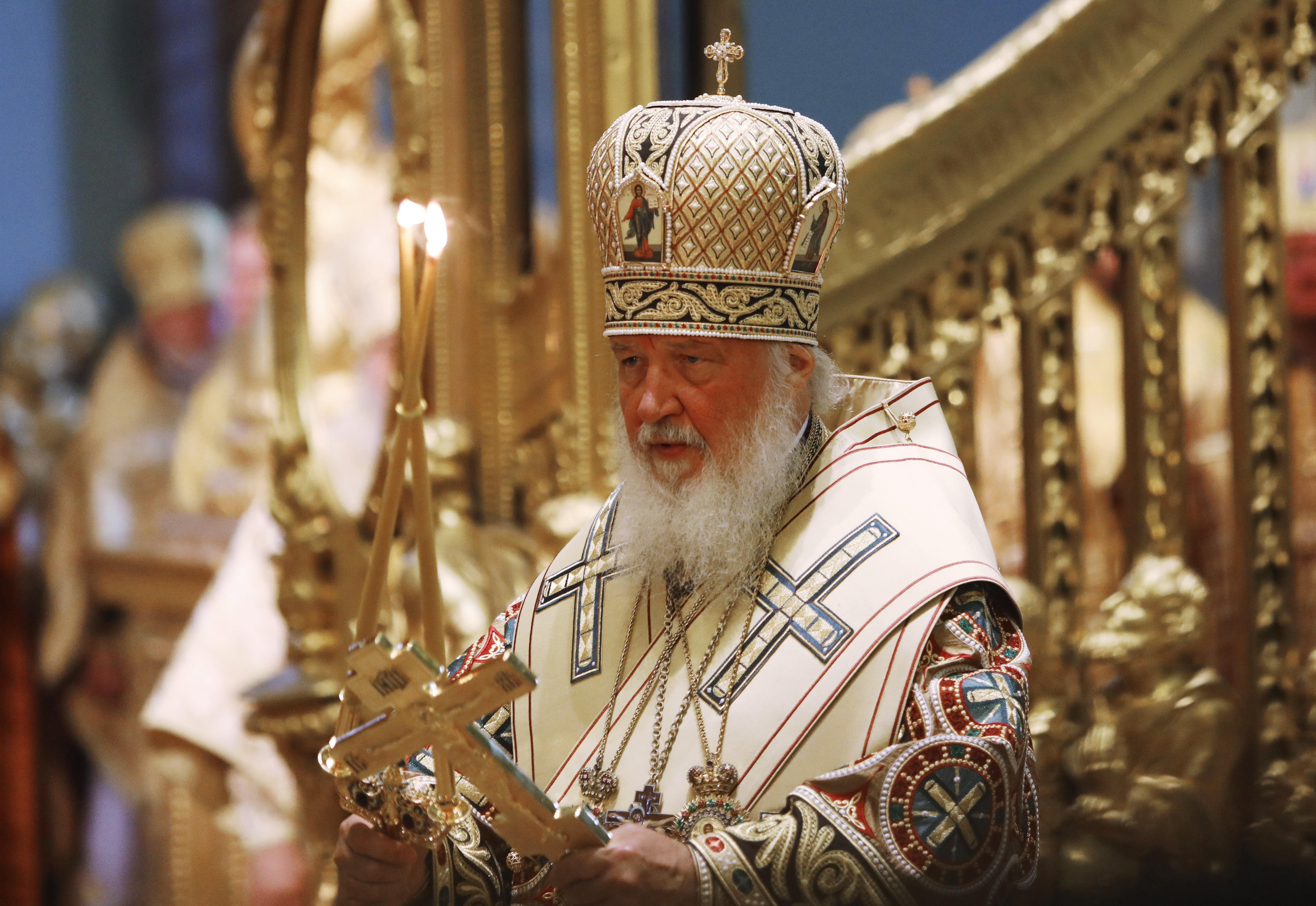 <p>Патриарх Кирилл. Фото:<span>&copy; РИА Новости / Михаил Киреев</span></p>