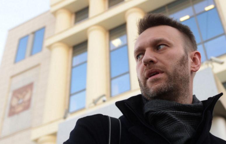<p><span>&nbsp;Алексей Навальный</span></p> <p><span>Фото: &copy; РИА Новости/ Кирилл Каллиников</span></p>