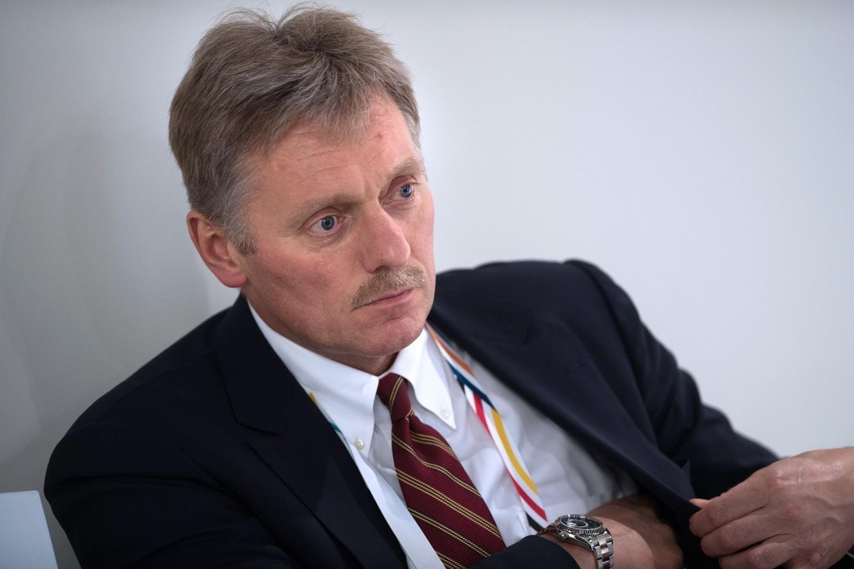 <p>Пресс-секретарь президента РФ Дмитрий Песков. Фото: &copy; РИА Новости/Сергей Гунеев</p> <div> <div> <div></div> </div> </div> <div> <div></div> </div> <div> <div></div> </div>