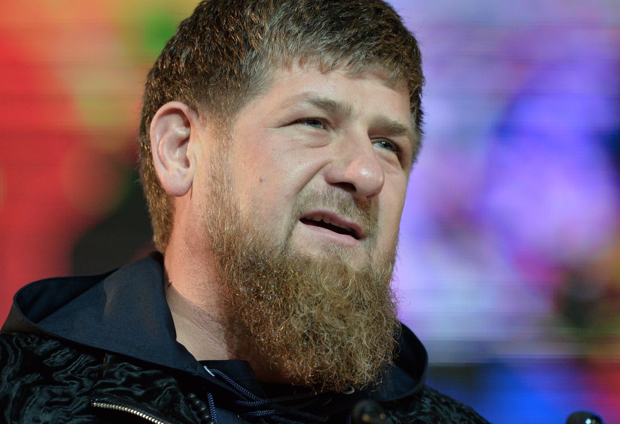 <p>Рамзан Кадыров. Фото: &copy; РИА Новости/<span>Саид Царнаев</span></p>