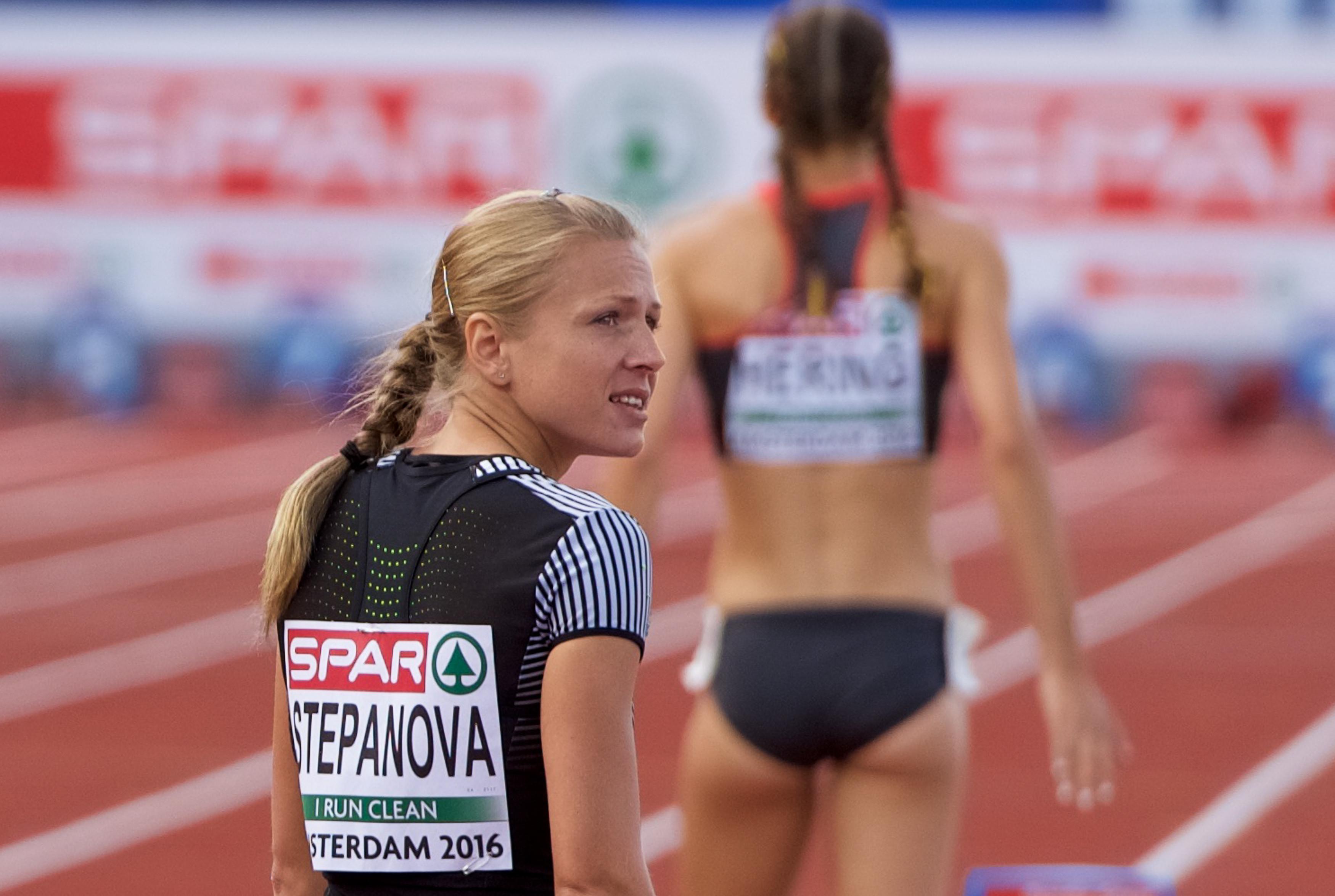 <p>Бегунья Юлия Степанова</p> <p>Фото: &copy; РИА Новости/<span>Елена Соболь&nbsp;</span></p>