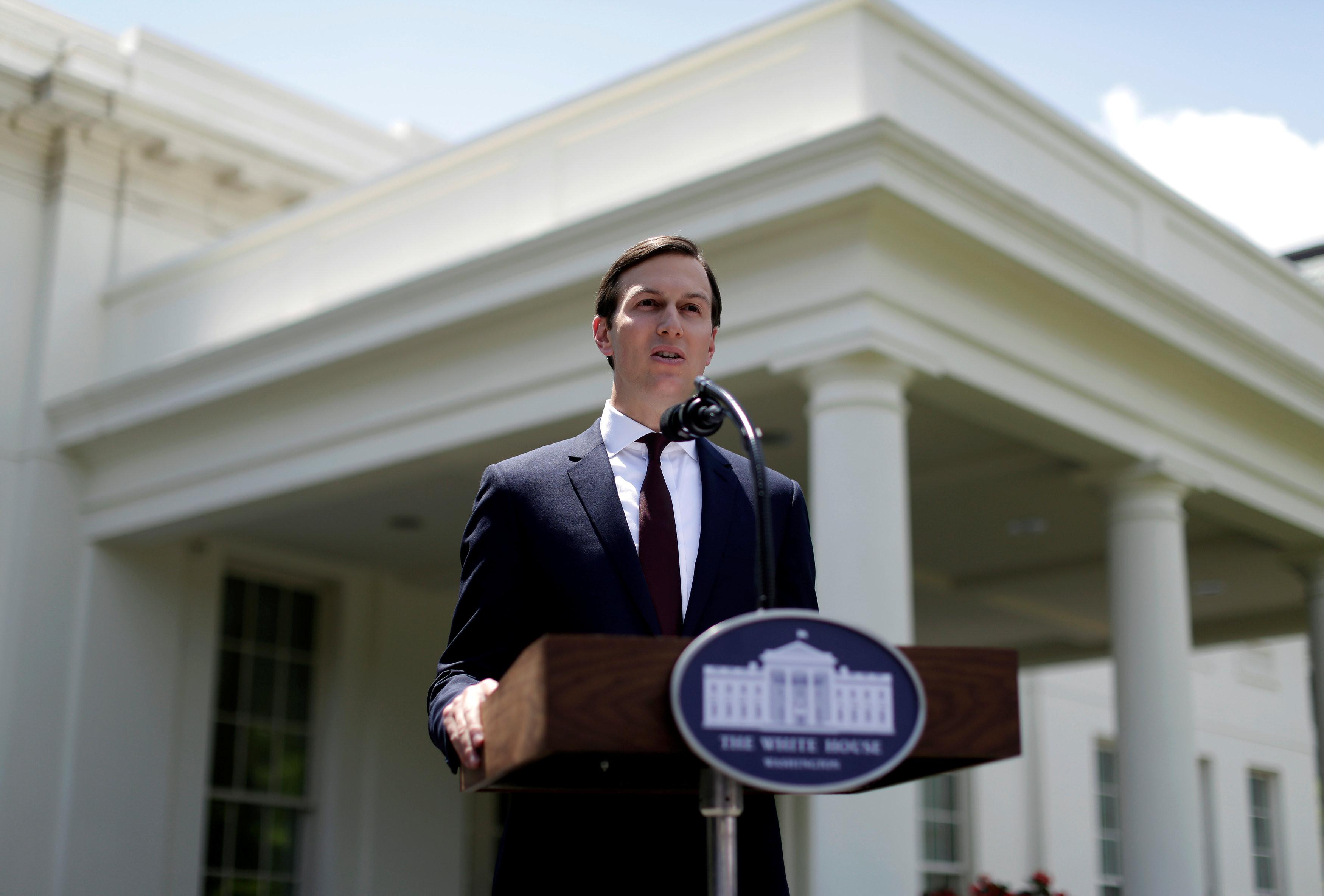 <p><span>Джаред Кушнер. Фото: &copy; REUTERS/Joshua Roberts</span></p>