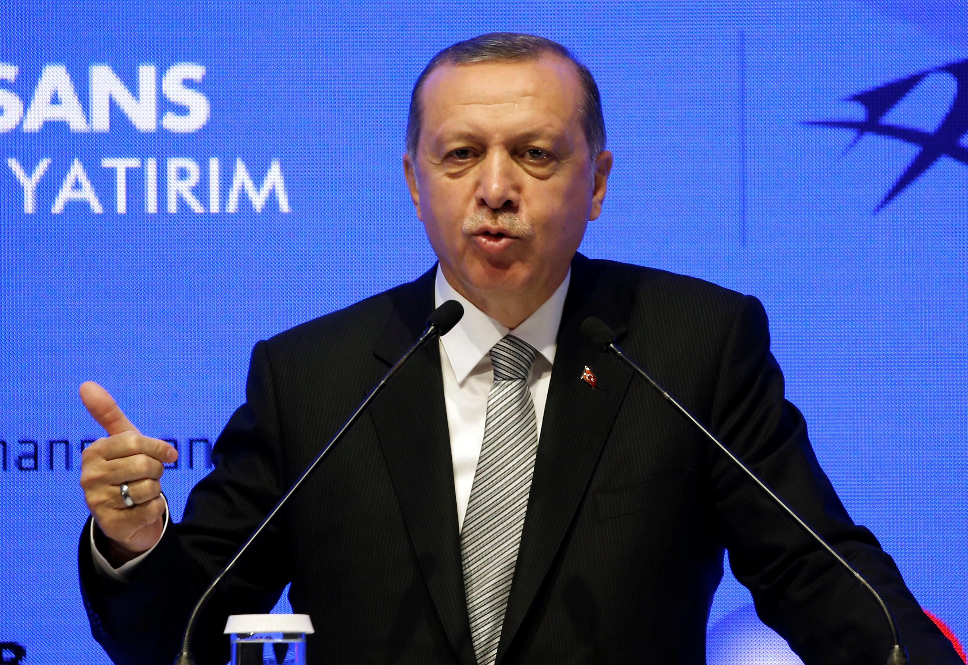 <p>Президент Турции Реджеп Тайип Эрдоган. Фото: &copy; REUTERS/Murad Sezer</p>