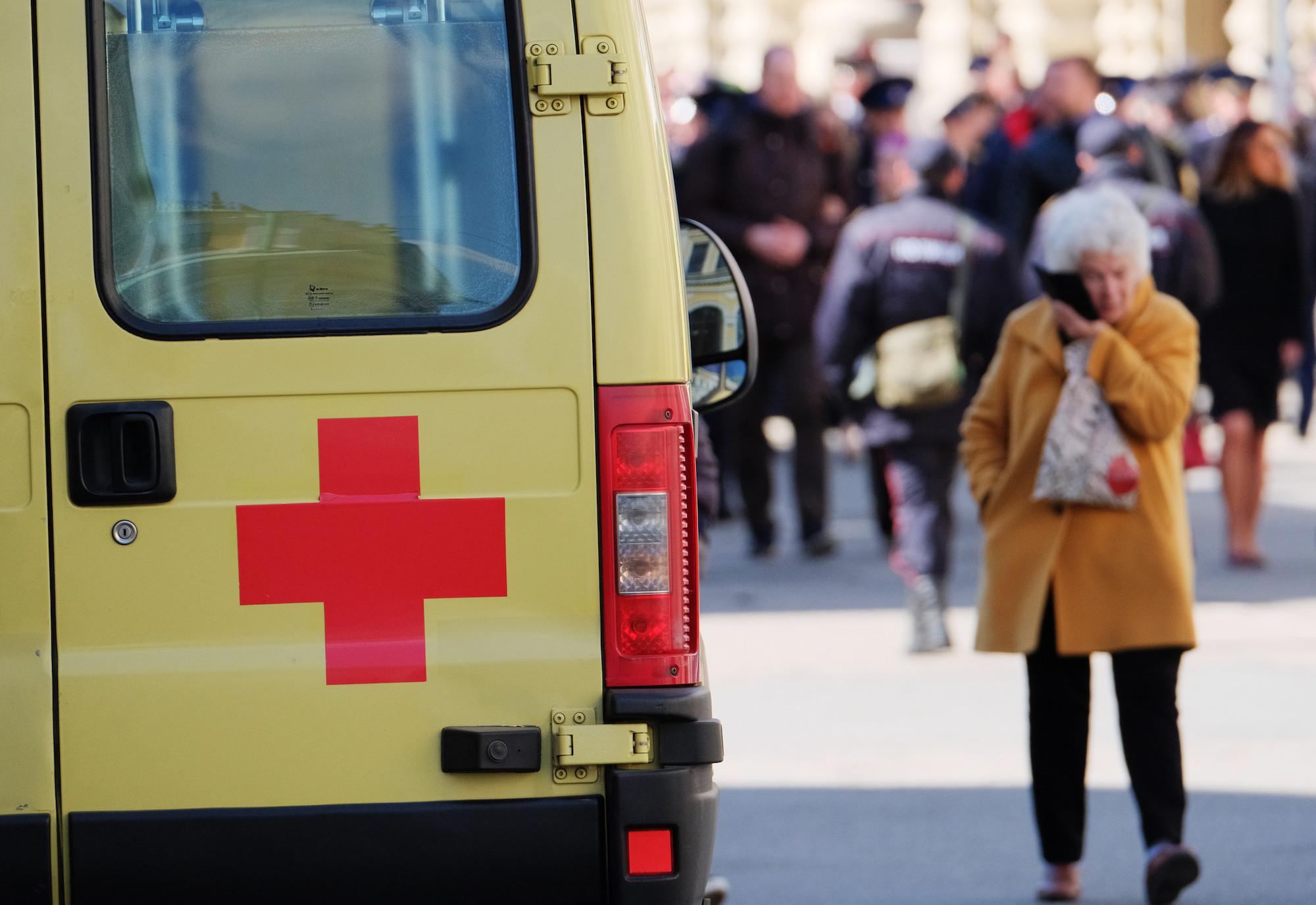 <p>Автомобиль скорой помощи. Фото: &copy; РИА Новости/Наталья Селиверстова</p>