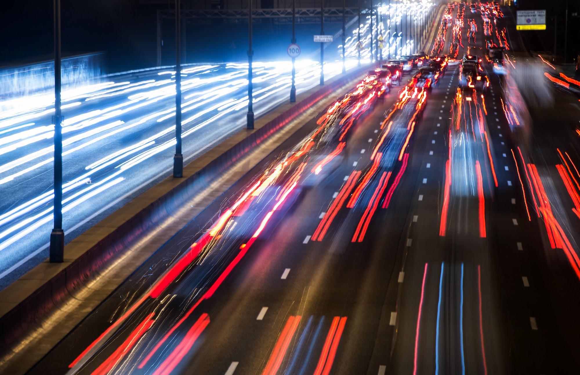 <p>Московская кольцевая автомобильная дорога. Фото: &copy; РИА Новости/Евгений Биятов</p>