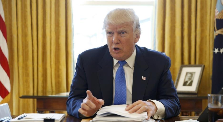 <p><span>Президент США Дональд Трамп. Фото: &copy; REUTERS/Jonathan Ernst</span></p>