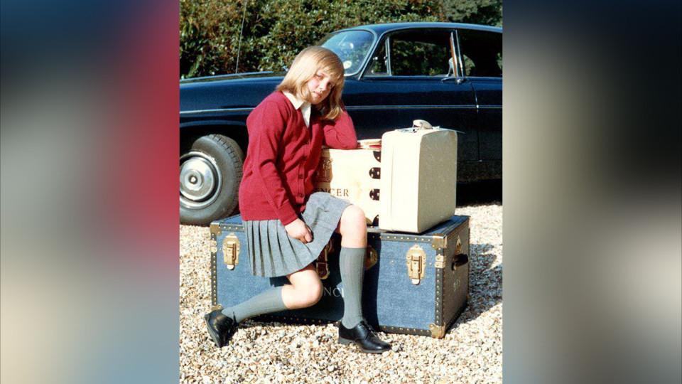Диана в 1970-м. Фото: Camera press/Sunday Express
