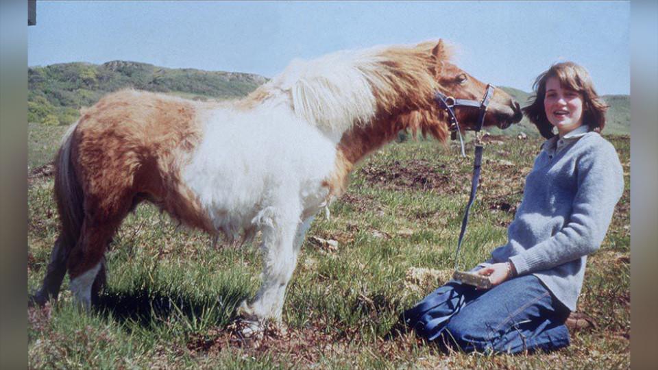 Диана в 14 лет. Фото: Getty Images/Sunday Express