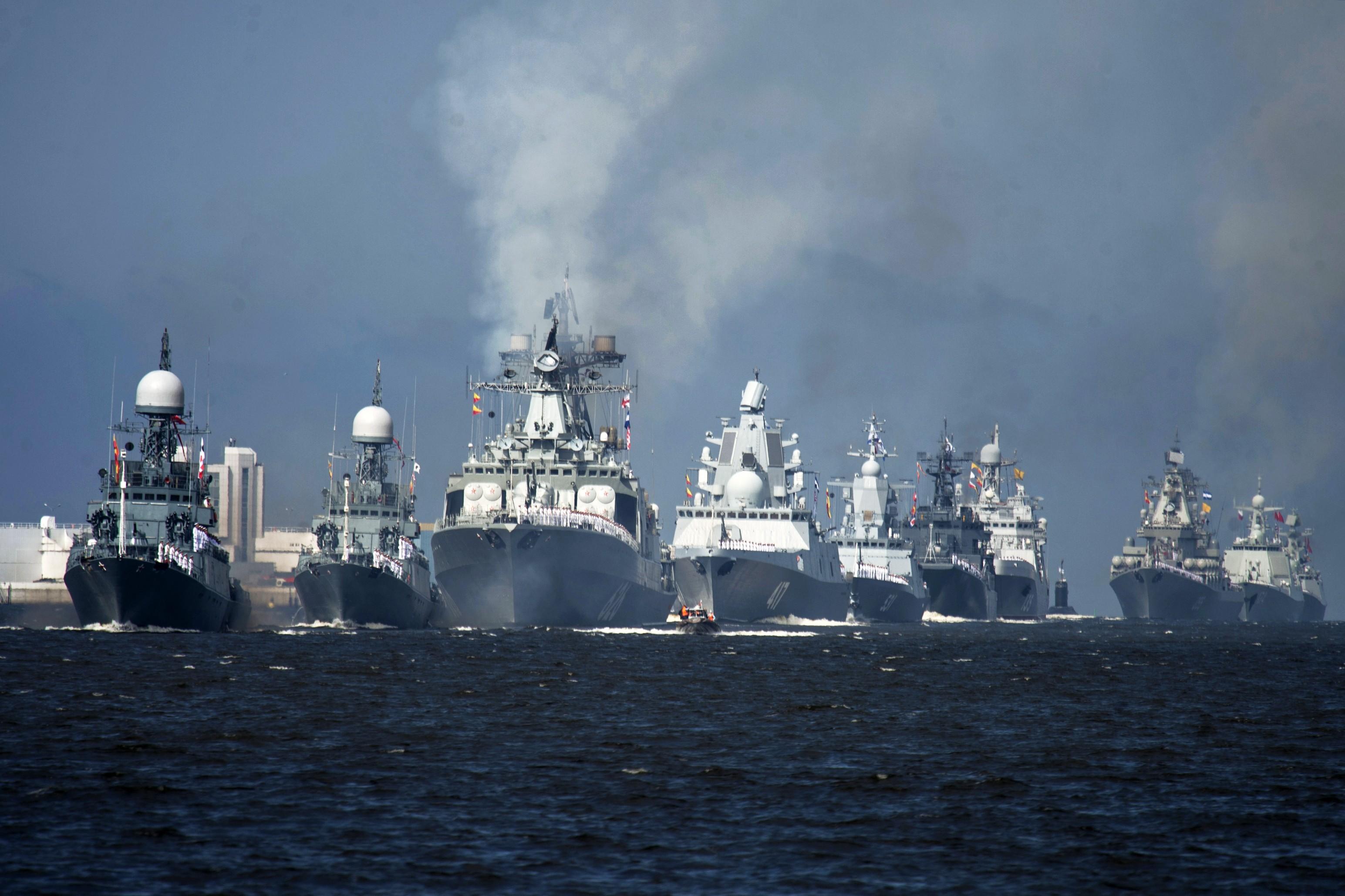 Российский флот фото кораблей