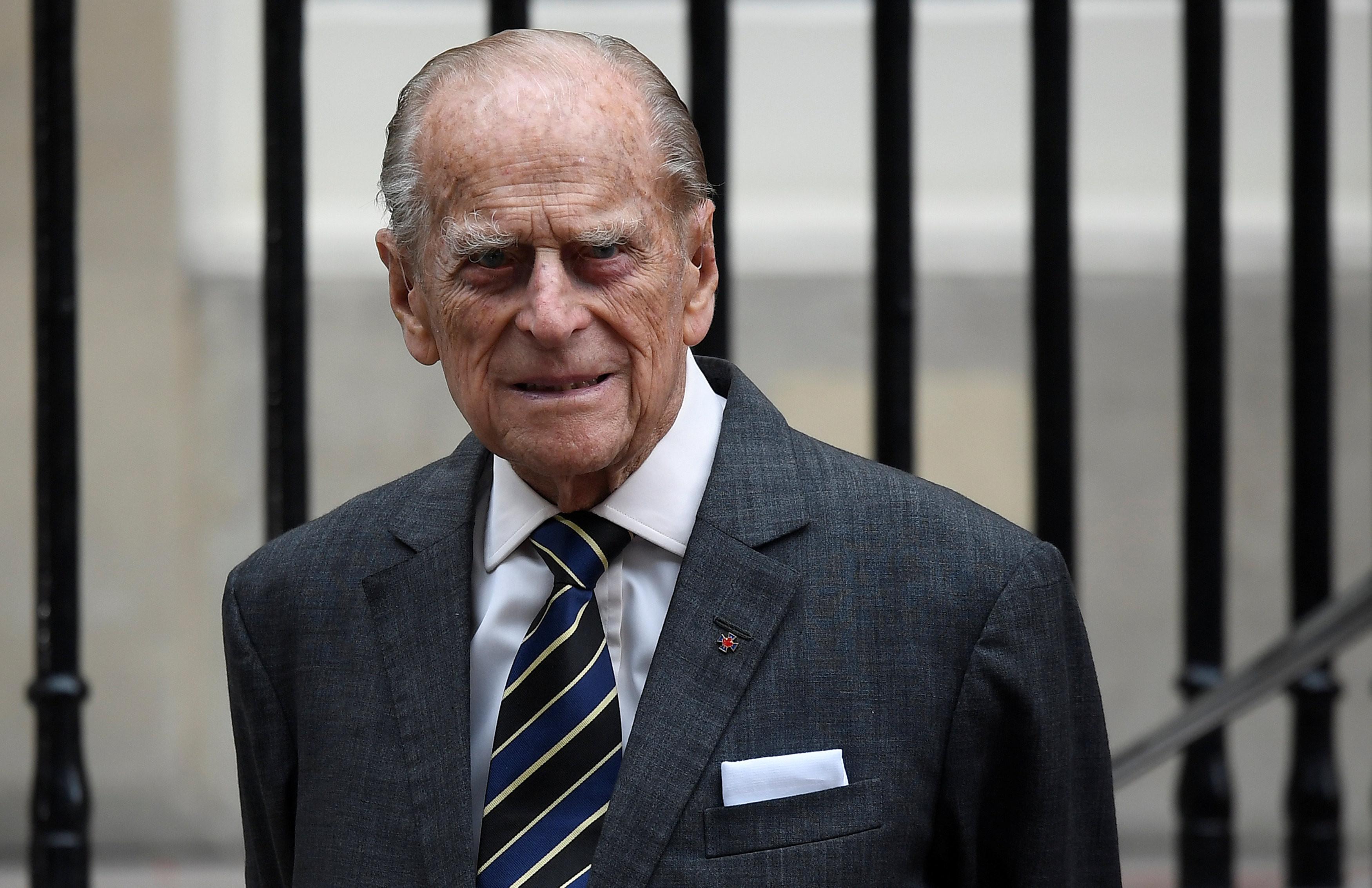 <p>Принц Филипп. Фото: &copy;REUTERS/Toby Melville</p>