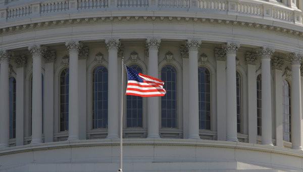 <p>Конгресс США. Фото: РИА Новости/Игорь Михалев</p>