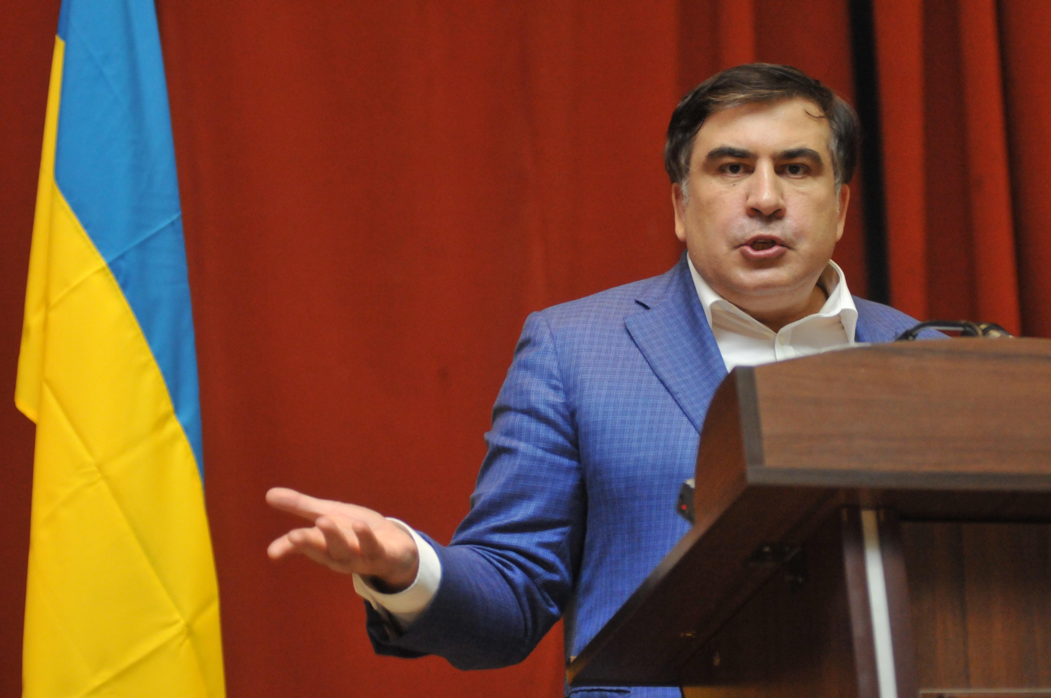 <p>Михаил Саакашвили. Фото: &copy;РИА Новости</p>