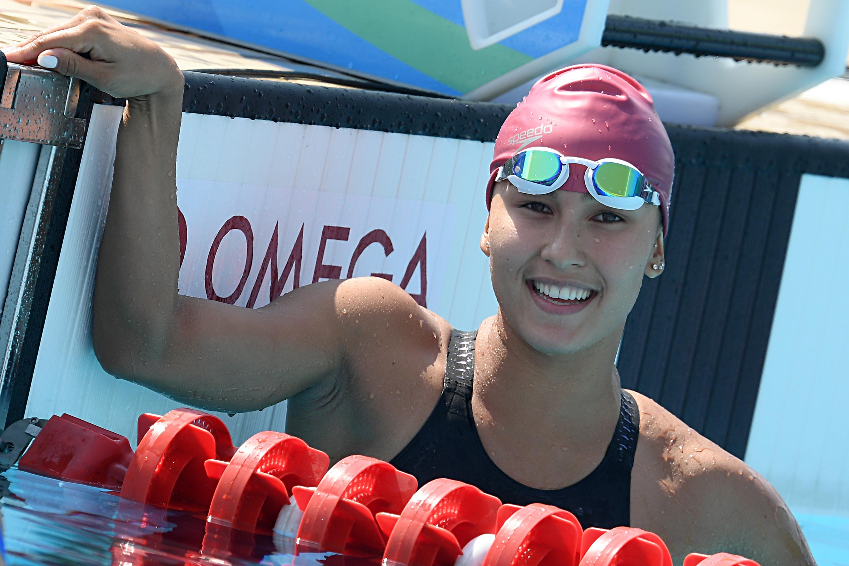 Гульназ Губайдуллина на Олимпийских играх в Рио. Фото © РИА Новости/Рамиль Ситдиков
